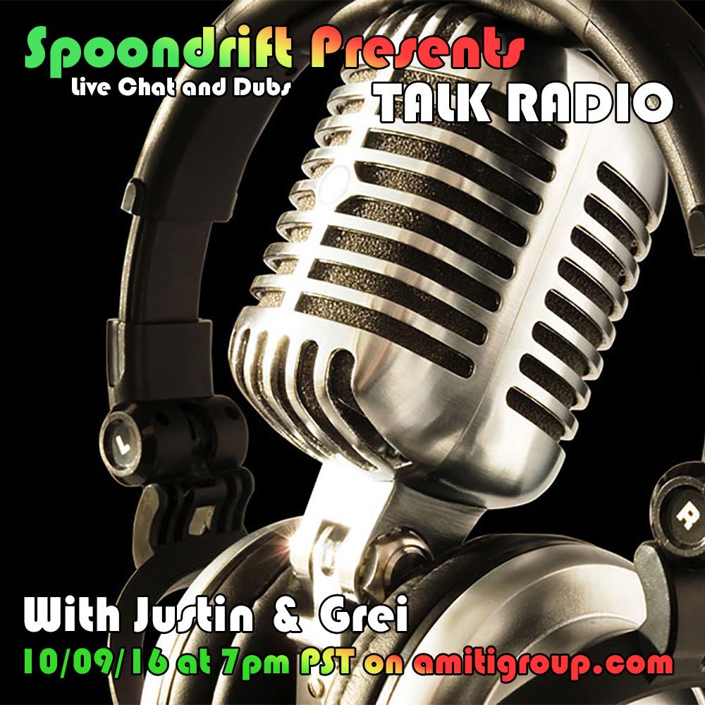 SDR - Talk Radio with Justin & Grei